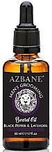 Kup Olejek do brody Czarny pieprz i lawenda - Azbane Mens Grooming Beard Oil Black Pepper & Lavender