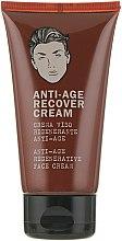 Kup Przeciwstarzeniowy krem regenerujący do twarzy dla mężczyzn - Nook Dear Beard Anti-Age Recover Cream