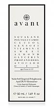 Kup Nawilżający krem do twarzy z kwasem poliglutaminowym - Avant Satin-Soft Imperial Polyglutamic Acid DUO Moisturiser