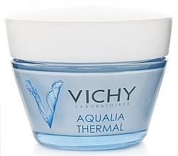 Zestaw - Vichy Aqualia Thermal For Dry Skin (cr/50ml + cr/15ml + bag) — фото N3