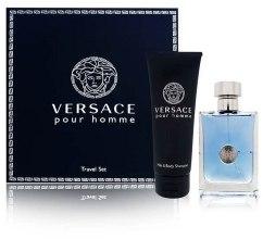 Kup Versace Pour Homme - Zestaw (edt 100 ml + sh/gel 100 ml)