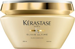 Kup Luksusowa maska ze szlachetnymi olejkami do wszystkich rodzajów włosów - Kérastase Elixir Ultime Beautifying Oil Masque