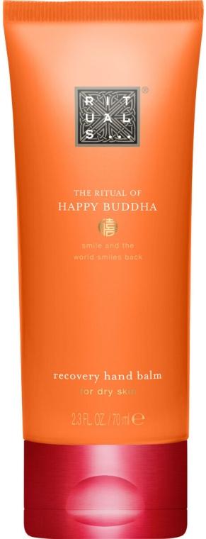 Rewitalizujący balsam do rąk - Rituals The Ritual of Happy Buddha Recovery Hand Balm — фото N1