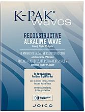 PRZECENA! Alkaliczny zestaw do trwałej do włosów normalnych - Joico K-Pak Reconstructive Alkaline Wave N/R* — фото N1