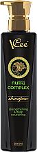 Kup Wzmacniający szampon odżywczy do włosów - VCee Shampoo Nutri Complex