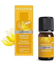 Kup Naturalny olejek eteryczny Ylang-ylang i róża damasceńska - Pranarôm The Diffusion Home Wellness Bio