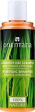 Kup Ajurwedyjski szampon do włosów Imbir i trawa cytrynowa - Orientana