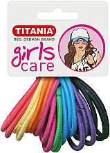 Kup Gumki do włosów, kolorowe, 20 szt. - Titania Girls Care