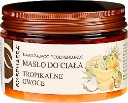 Kup Nawilżająco-regenerujące masło do ciała Tropikalne owoce - Bosphaera