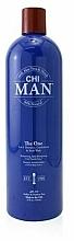 Kup Szampon i odżywka do włosów - CHI Man The One 3-in-1 Shampoo Conditioner & Body Wash
