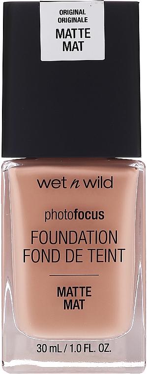 Podkład do twarzy - Wet N Wild Photofocus Foundation
