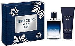 Kup Jimmy Choo Man Blue - Zestaw (edt 50 ml + sh/gel 100 ml)