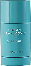 Kup Zlatan Ibrahimovic Supreme Pour Homme - Perfumowany dezodorant w sztyfcie
