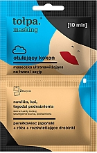 Kup Maseczka ultranawilżająca na twarz i szyję - Tolpa Masking Cocoon-Hugging Ultra Moisturizing Face And Neck Mask