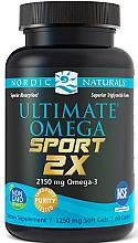 Kup PRZECENA! Suplement diety Omega 2X Sport - Nordic Naturals Ultimate Omega 2X Sport *