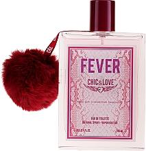 Kup Chic&Love Fever - Woda toaletowa (tester z nakrętką)