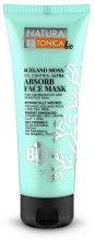 Kup Maska oczyszczająca do twarzy Islandzki mech - Natura Estonica Iceland Moss Face Mask