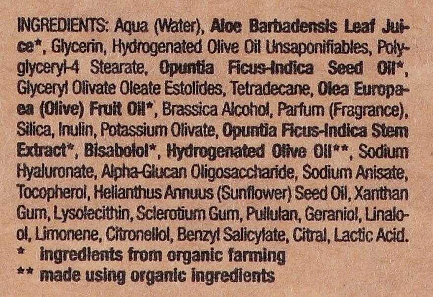 Nawilżający krem do twarzy - Pierpaoli Prebiotic Collection Moisturizing Face Cream — фото N4