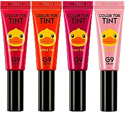 Kup Koloryzujący tint do ust - G9Skin Color Tok Tint