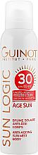 Kup Przeciwstarzeniowy spray przeciwsłoneczny do ciała SPF 30 - Guinot Age Sun Anti-Ageing Sun Mist Body SPF30
