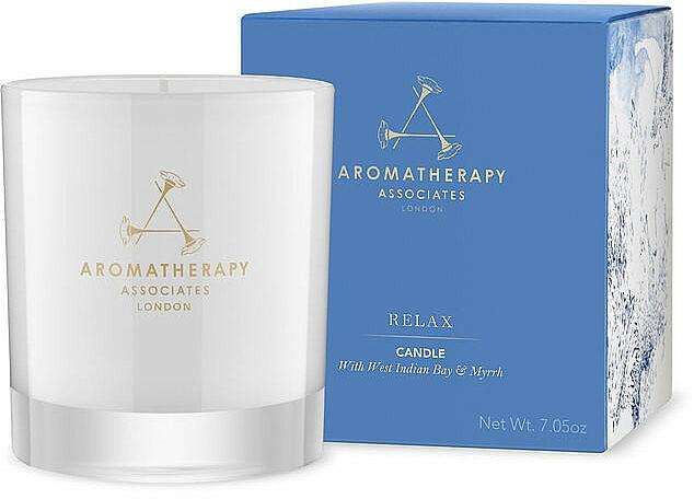 Świeca zapachowa - Aromatherapy Associates Relax Candle — фото N1