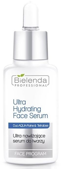Ultranawilżające serum do twarzy - Bielenda Professional Program Face Ultra Moisturizing Face Serum — фото N1
