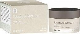 Kup Intensywnie nawilżający krem-serum do twarzy - Blithe Pressed Serum Velvet Yam
