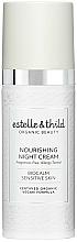 Kup Odżywczy krem do twarzy na noc - Estelle & Thild BioCalm Nourishing Night Cream