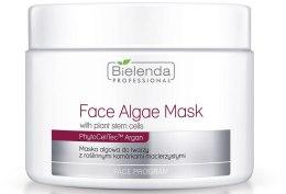 Kup Maska algowa do twarzy z roślinnymi komórkami macierzystymi - Bielenda Professional Face Algae Mask