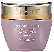 Kup Krem liftingujący na dzień SPF 15 - Oriflame NovAge Ultimate Lift Contour Define Day Cream