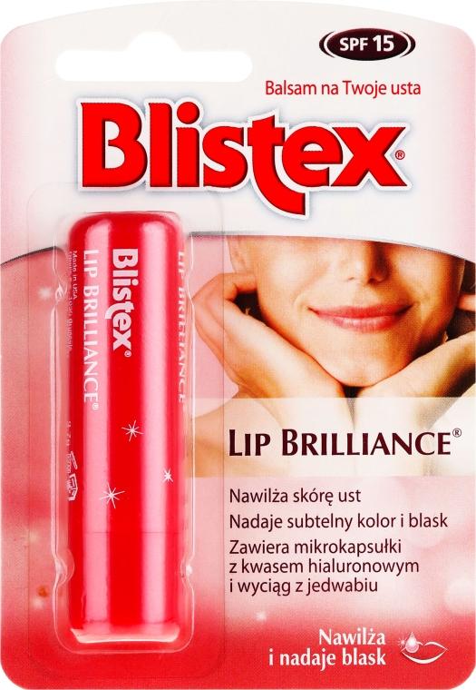 Rozświetlający balsam do ust - Blistex Lip Brilliance Lip Balm