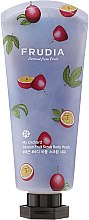 Kup Peelingujący żel pod prysznic o zapachu marakui - Frudia My Orchard Passion Fruit Scrub Body Wash