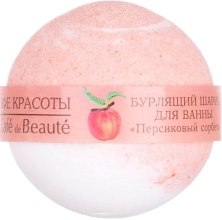 Kup Kula do kąpieli Sorbet brzoskwiniowy - Le Café de Beauté Bubble Ball Bath
