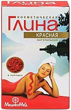 Kup Kosmetyczna czerwona glinka - MedikoMed
