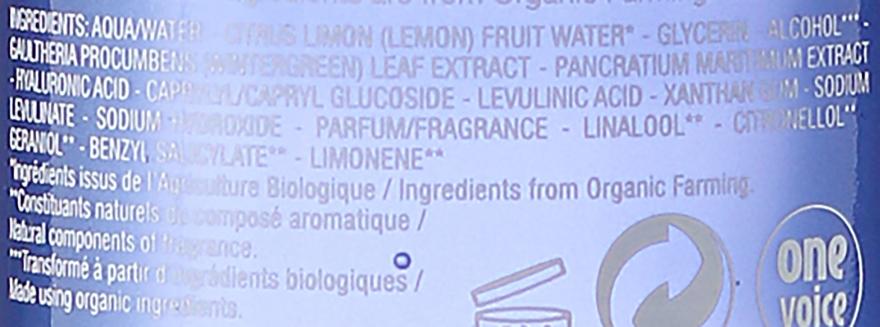 Nawilżająca woda liliowa - Melvita Face Care Extraordinary Water — фото N3