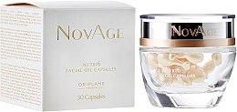 Kup Regenerujące kapsułki z olejami do twarzy - Oriflame NovAge Nutri6 Facial Oil Capsules