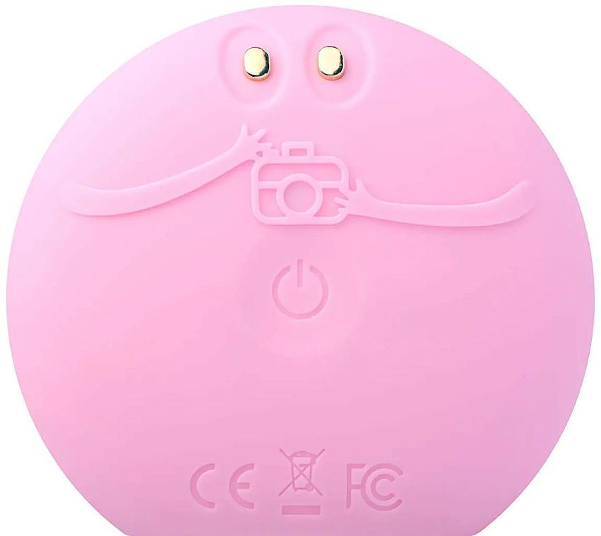 Szczoteczka do oczyszczania twarzy - Foreo Luna Play Smart 2 Tickle Me Pink — фото N2