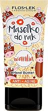 Kup Przeciwstarzeniowe masełko do rąk Wanilia - Floslek Anti-Aging Wanilia Hand Butter