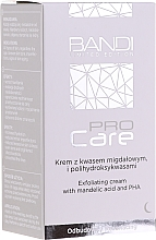 Kup Złuszczający krem z kwasem migdałowym i polihydroksykwasami - Bandi Professional Pro Care