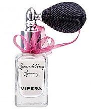 Kup Rozświetlający transparentny puder w sprayu do twarzy, ciała i włosów - Vipera Sparkling Spray