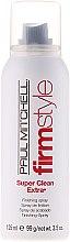 Kup Mocno utrwalający lakier do włosów - Paul Mitchell Firm Style Super Clean Extra