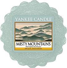 Kup Wosk zapachowy - Yankee Candle Misty Mountains Wax Melt