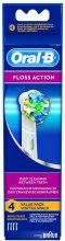 Kup Wymienne końcówki do szczoteczki elektrycznej Floss Action EB 25 (4 szt.) - Oral-B