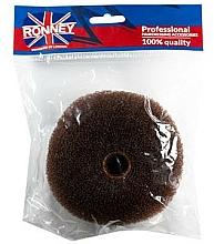 Kup Wypełniacz do koka 11x4,5 cm, brązowy - Ronney Professional Hair Bun 050