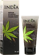 Kup Nawilżające serum do bardzo suchej skóry z olejem konopnym - India