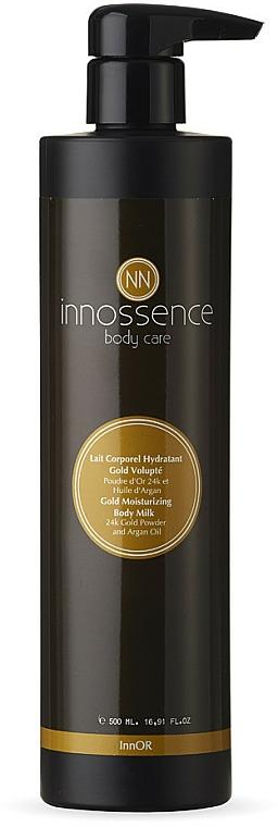 Mleczko do ciała - Innossence Innor Gold Moisturizing Body Milk — фото N1