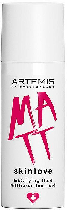 Fluid matujący - Artemis of Switzerland Skinlove Mattifying Fluid — фото N1