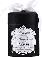 Kup Świeca do masażu - Petits Joujoux A Trip To Paris Massage Candle