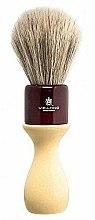 Kup Pędzel do golenia 04513 - Vie-Long Shaving Brush Barbershop Horse Hair