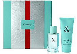 Kup Tiffany & Co Love For Her - Zestaw (woda perfumowana/50ml + balsam do ciała/100ml)